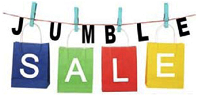 Jumble Sale 16th March