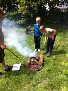 Fires, Father & Son Day