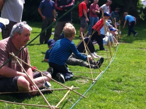 Competition Time, Father & Son Day
